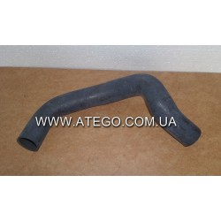 Патрубок радиатора Mercedes Atego 9735010082.