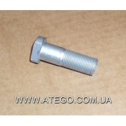 Шпилька передньої ступиці Mercedes Atego 9704010071 (M18*1.5/55). FEBI