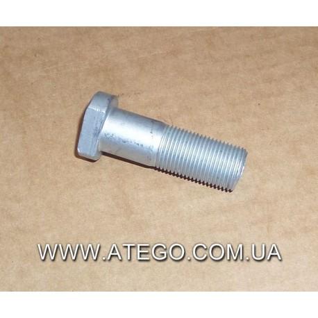 Шпилька передней ступицы Mercedes Atego 9704010071 (M18*1.5/55). FEBI