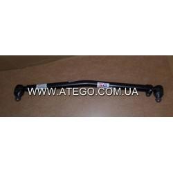 Продольная рулевая тяга Mercedes Atego (9704600705, L-846 мм). MEGA.