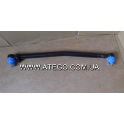 Продольная рулевая тяга Mercedes Atego (9704600705, L-846 мм). CEI