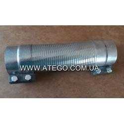 Гофра глушителя Mercedes Atego (на 6-цилиндровый двигатель, 90 мм). MEGA