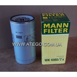Фильтр топливный сепаратор Mercedes Atego. MANN