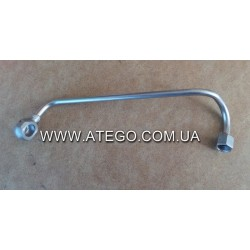 Масляная трубка турбины Mercedes Atego 9041800620. MB OE