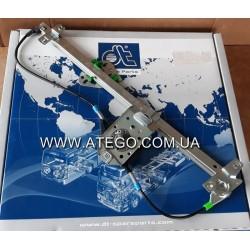 Стеклоподъемник левый механический Mercedes Atego 9737200146. DT