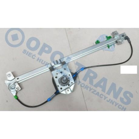 Стеклоподъемник правый механический Mercedes Atego 9737200246. Китай
