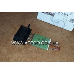 Резистор пічки Mercedes Atego 0018214660. Оригінал