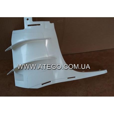 Проставка дефлектора Mercedes Atego II 9738840522 правая. Турция