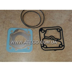 Комплект прокладок компрессора Mercedes Atego (без клапанов).