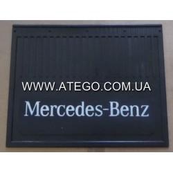 Брызговик резиновий Mercedes Atego (470x370).