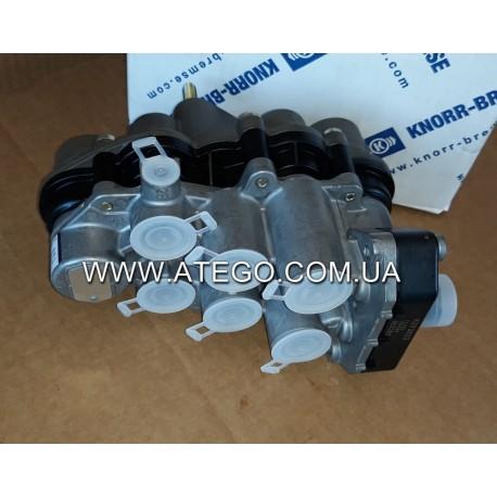 Четырехконтурный защитный клапан Mercedes Atego AE4510. KNORR