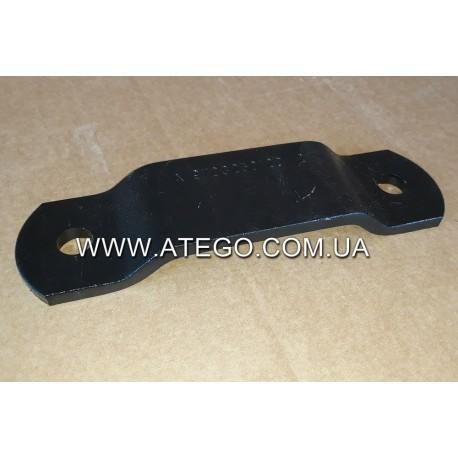 Пластина крепления передней рессоры Mercedes Atego 9703250120 (Серьга, под болт М16). Оригинал