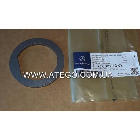 Прижимная шайба передней ступицы Mercedes Atego 9703560152 (На колеса 17,5). Оригинал