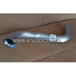 Выхлопная труба Mercedes Atego (9704920001). MEGA