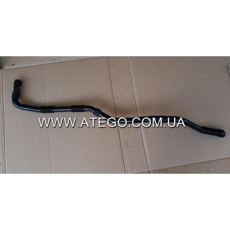 Маслозаливная трубка Mercedes Atego 9705201506. Оригинал