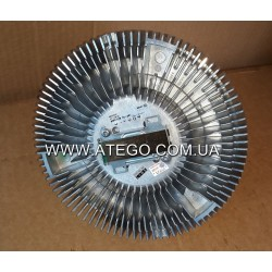 Вискомуфта вентилятора Mercedes Atego 9062000822. BEHR