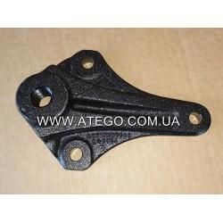 Верхний кронштейн заднего амортизатора Mercedes Atego 9743280641 (пневмоподвеска, колеса 19,5). MB Оригинал.