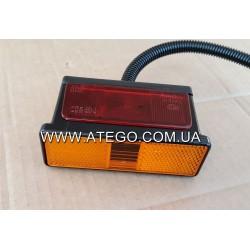 Задний габаритный фонарь Mercedes Atego 0005446411 левый. Оригинал