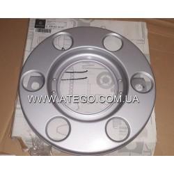 Защитный колпак колесного диска Mercedes Atego (на колеса 17,5). Оригинал