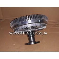 Вискомуфта вентилятора Mercedes Atego 9062001022. BEHR