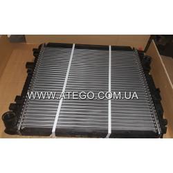Радиатор охлаждения Mercedes Atego 9705000503. BEHR