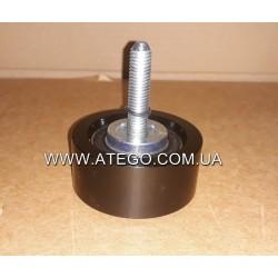Обводной ролик ремня Mercedes Atego 9062004470. SAMPA