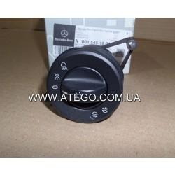 Перемикач світла фар Mercedes Atego 0015451804. Оригінал