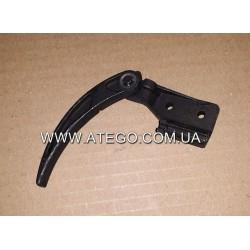 Черная ручка замка опрокидывания кабины Mercedes Atego. Оригинал