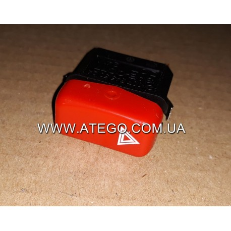Кнопка аварийной остановки Mercedes Atego 0075455024. Оригинал