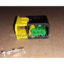 Вилка електрична датчика конденсата Mercedes Atego 0265453426. DT