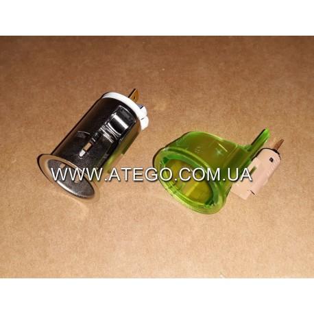 Розетка прикуривателя 24V Mercedes Atego 0008205251. Оригинал