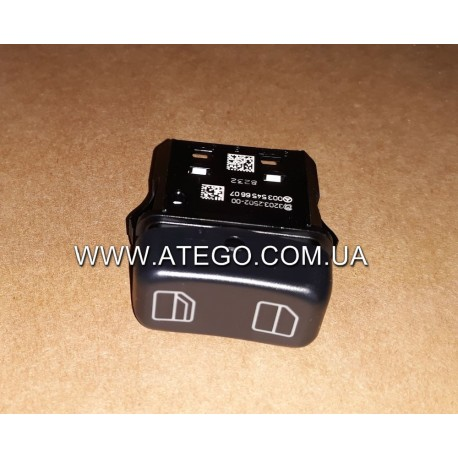 Клавиша управления стеклоподъемником Mercedes Atego 0035456607. Оригинал