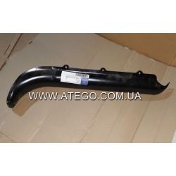 Кронштейн кріплення паливного баку Mercedes Atego 9704710105. Оригинал