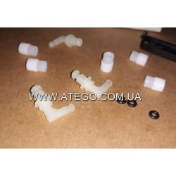 Комплект подсоединения пневматических трубок сидения Mercedes Atego. Оригинал