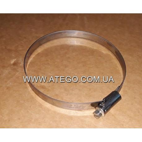 Хомут крепления патрубка воздушного фильтра Mercedes Atego (100-120). Оригинал