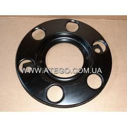 Защитный колпак колесного диска Mercedes Atego (на колеса 17,5, черный). PETERS