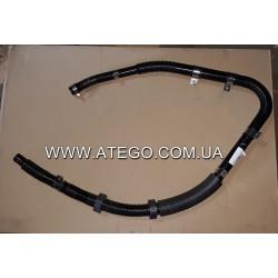 Трубка подачи воздуха в компрессор Аtego 9241301457. Оригинал