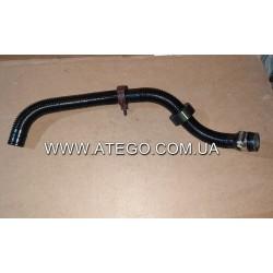 Трубка подачи воздуха на компрессор Mercedes Аtego 9041300757. Оригинал