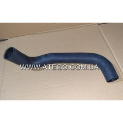 Патрубок системы охлаждения Mercedes Atego 9705010082. Турция