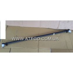 Поперечная рулевая тяга Mercedes Atego (на колеса 17,5). FEBI