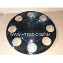 Защитный колпак колесного диска Mercedes Atego хромированый (на колеса 19,5, полный). Турция