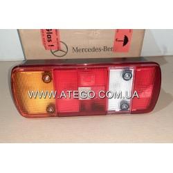 Задній ліхтар Mercedes Atego 5-секцій правий під фішку. Оригінал