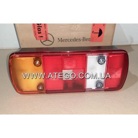Задний фонарь Mercedes Atego 5-секций правый под фишку. Оригинал