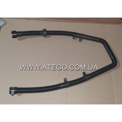 Маслозаливная трубка Mercedes Atego 9705202406. Оригинал