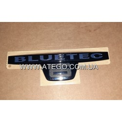 "Емблема Mercedes Atego ""Bluetec6"". Оригінал"