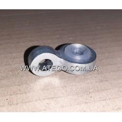 Рухомий наконечник тяги крана регулятора гальмівних сил Mercedes Atego 0019910322. Оригінал