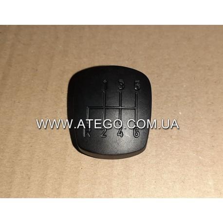 Крышка ручки переключения передач Mercedes Atego (на 6 передач). Оригинал