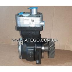 Воздушный компрессор Mercedes Atego, AXOR 4111540040 (одноцилиндровый). WABCO