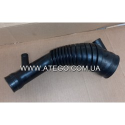 Патрубок воздушного фильтра Mercedes Atego 9705280082 (подача на турбину). Оригинал