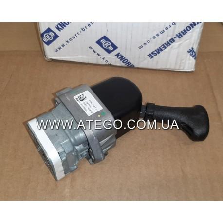 Кран стояночного тормоза Mercedes Atego 0004200184 (DPM67A). KNORR